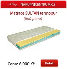 Matrace Sultan Termopur