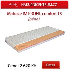 Matrace IM PROFIL comfort T3