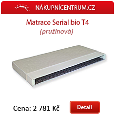 Matrace Serial bio T4