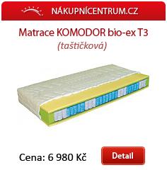 Matrace KOMODOR bio-ex T3